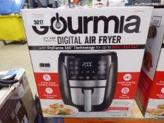 (TN32) Boxed Gourmet 5.7 litre digital air fryer