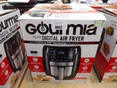 Boxed Gourmet 5.7 litre digital air fryer