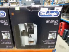 (TN20) De'Longhi Dinamica Plus latte creamer system with box