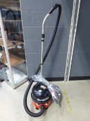 (TN36) Henry micro vacuum cleaner with pole and small bag of accessories