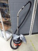 Henry micro vacuum cleaner with pole and small bag of accessories