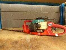 4049 - Petrol powered hedge cutter
