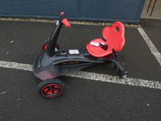 Role play turnado four wheel electric buggy with charger