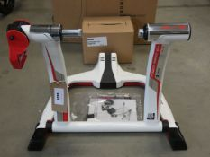 Elite qubo power mag smart B plus magnetic bike trainer with box No visible damage