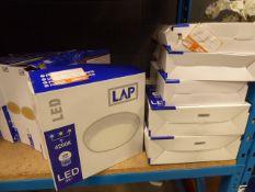 10 Lap ceiling lights