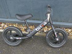 Birtech childs black balance bike