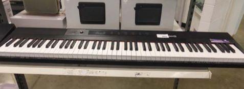 RockJam keyboard model RJ88DP Used item, No PSU