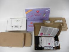 3 Sagecom 2704N Plusnet routers, 1 Spider VPN, 2 Post Office wireless routers & British Gas Energy