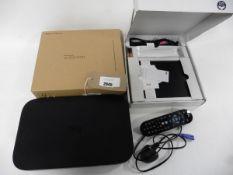 Sky Q Mini, Sky box & Sky broadband router