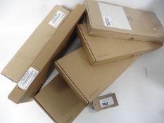 6 boxed BT Smart hubs, 1x hub 6 type B, 4x hub 2 & 1x Hub4