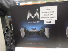 Mekamon next level robotic gaming AR drone in box