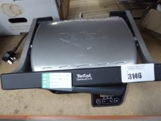 (TN93) Unboxed Tefal Select Grill