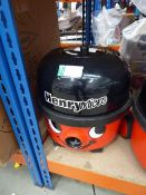 Henry micro vacuum cleaner with pole plus small bag of accessories (missing pipes and poles)