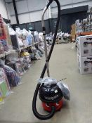 (TN84) Henry micro vacuum cleaner with pole plus small bag of accessories