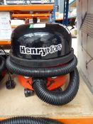 (TN80) Henry micro vacuum cleaner with pole plus small bag of accessories