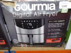(TN29) Boxed Gourmet digital air fryer