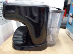 (TN17 + 18) 2 Tassimo Bosch pod coffee machines with boxes
