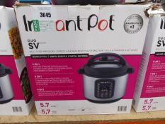 (TN83) Instant Pot multi use pressure cooker with box