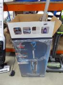 Upright Bissell Crosswave multi surface cleaning system with box