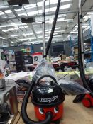 (TN82) Henry micro vacuum cleaner with pole plus small bag of accessories