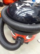 (TN81) Henry micro vacuum cleaner with pole plus small bag of accessories