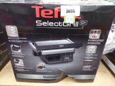 (TN14) Tefal Select grill with box