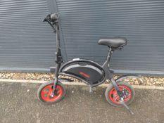 4021 Jetson electric bike