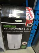 Meaco boxed dehumidifier Turns on and blows.