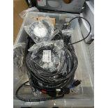 Box of HDMI cables