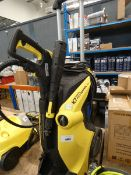 Karcher K7 full control electric pressure washer