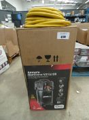 AirMate Hurricane upright compressor with air hose Loose top