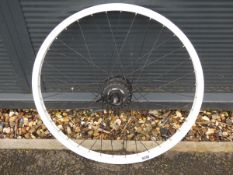 4029 Rear bicycle wheel