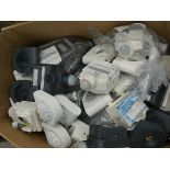 Box of Twin security lights
