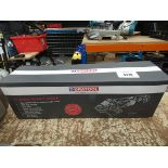 Boxed Duratool 9.5'' angle grinder