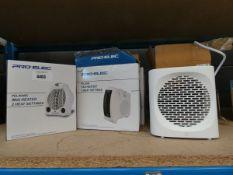 5 Royal fan heaters