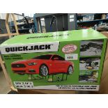 Boxed Quick Jack accessory box