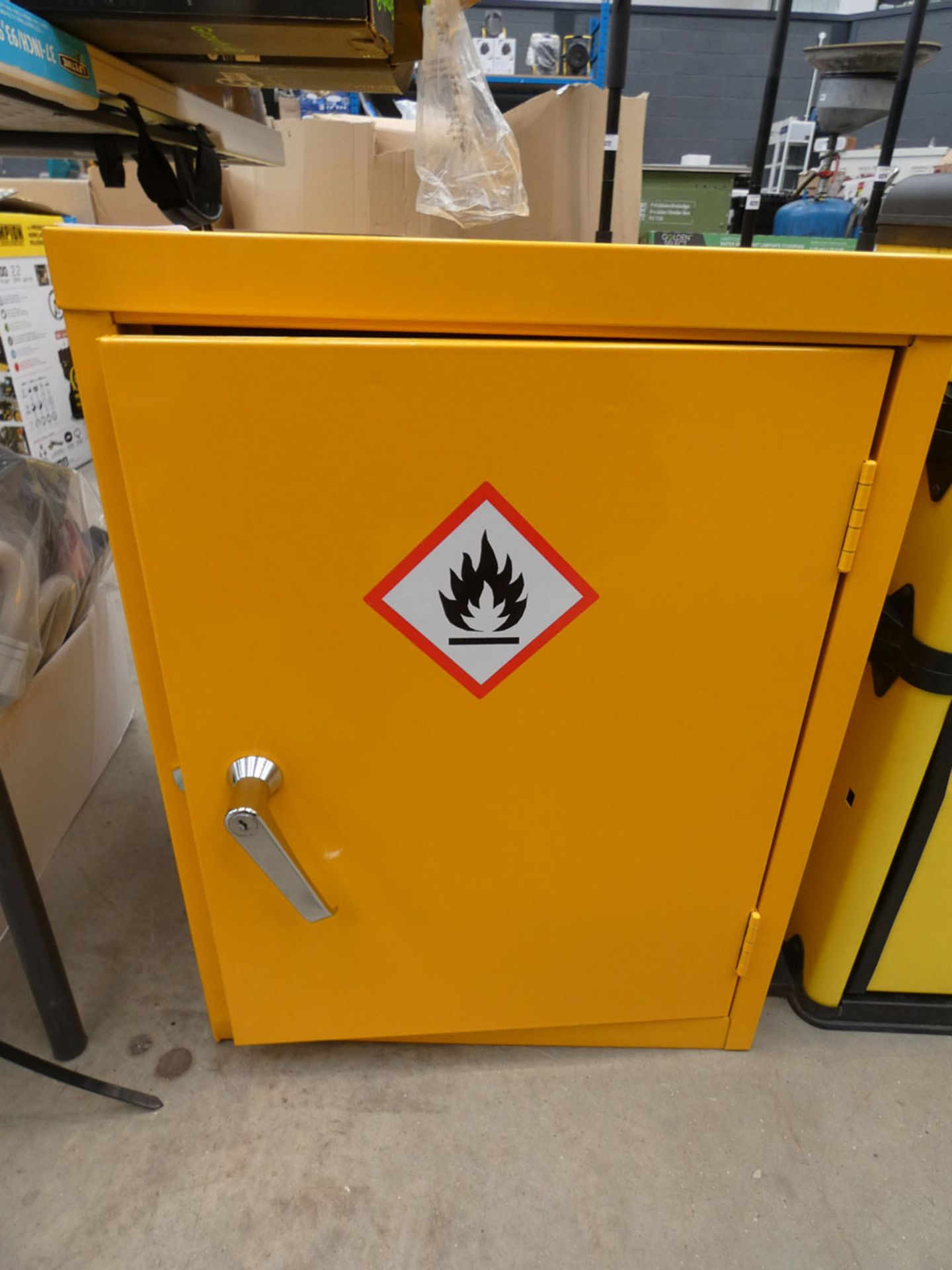 Chemical cabinet