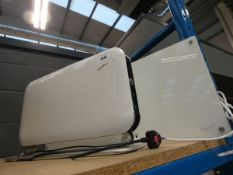 Mill panel heater and convector heater
