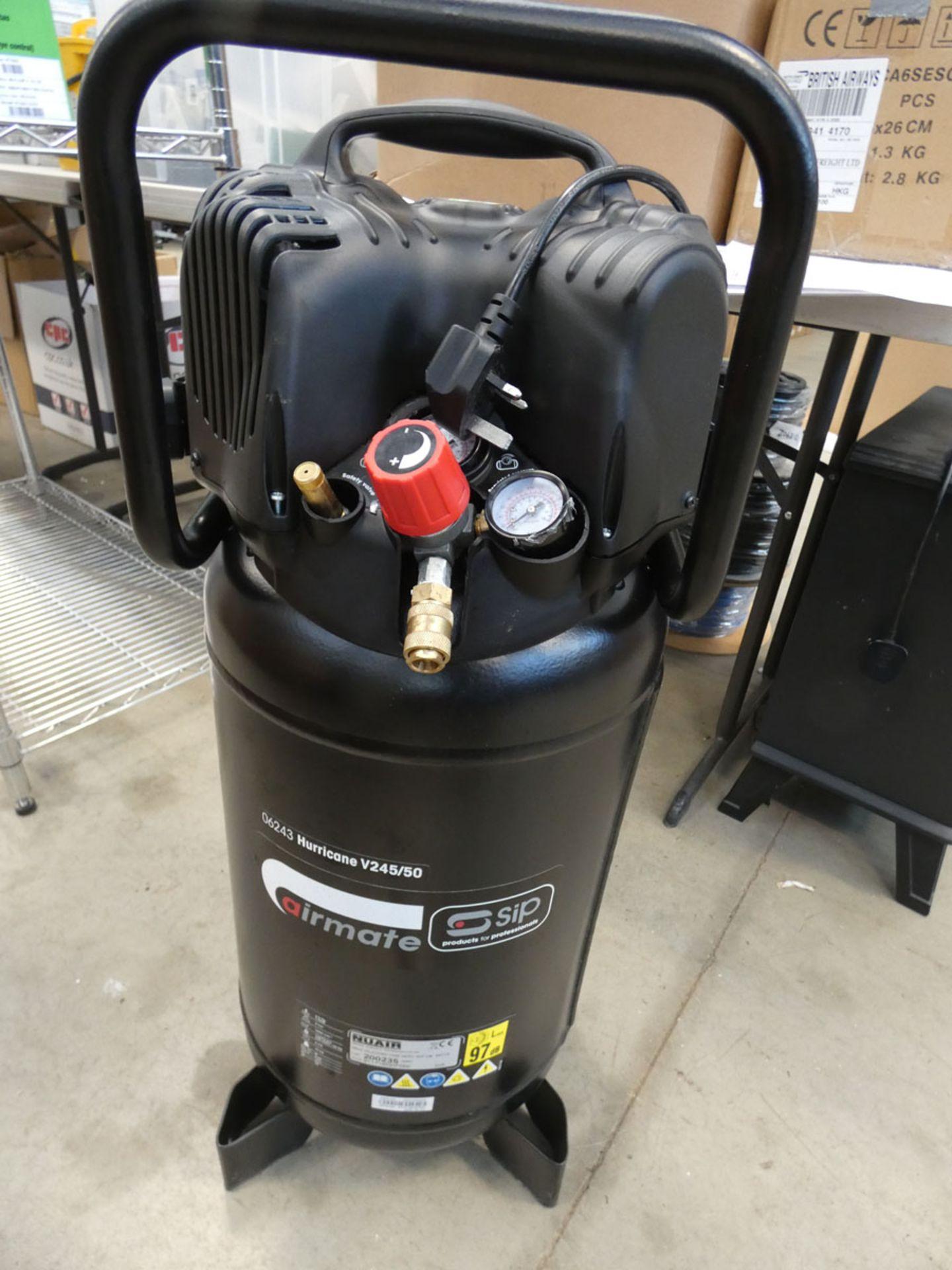 SIP 2.0hp upright compressor