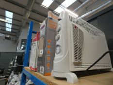 5 convector heaters