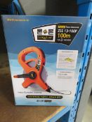 4070 Boxed 100m tape measure
