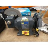 Newtool bench grinder and wet grinder