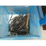 4478 - Box of engineering drill bits