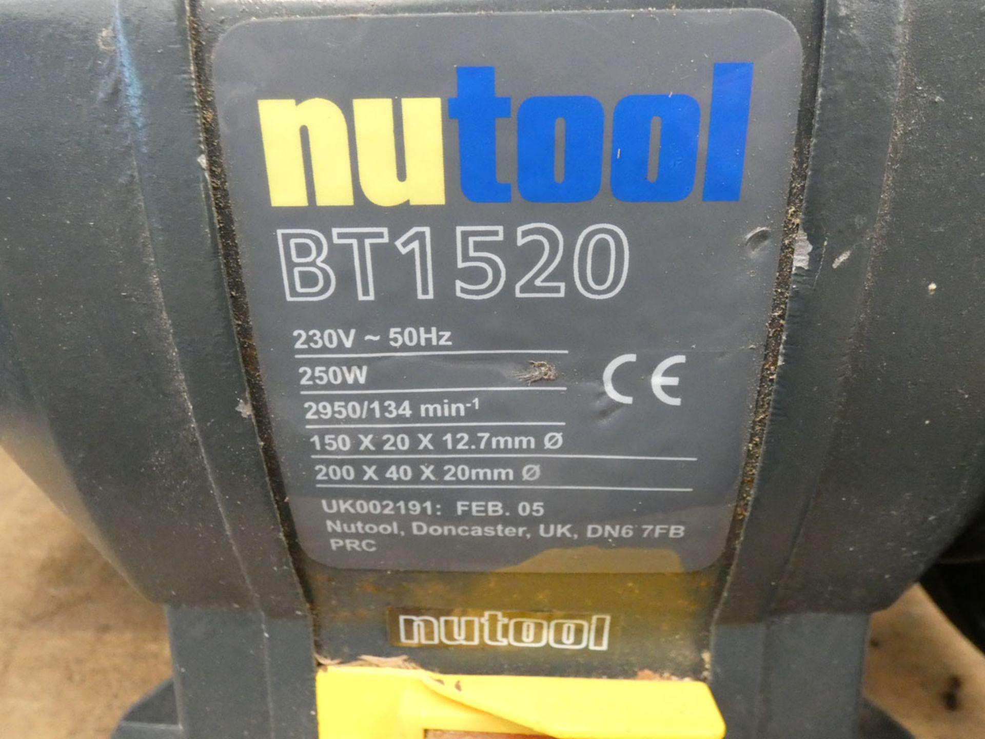 Newtool bench grinder and wet grinder - Image 2 of 4
