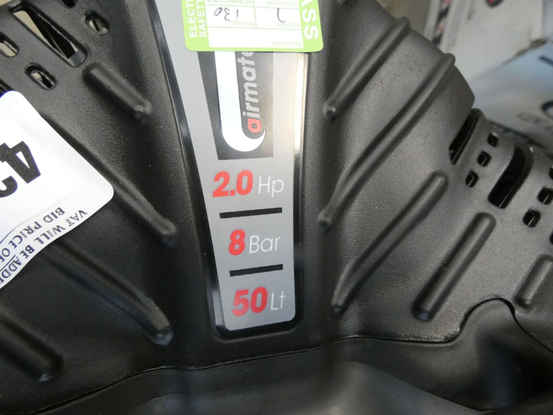 SIP 2.0hp upright compressor - Image 4 of 4