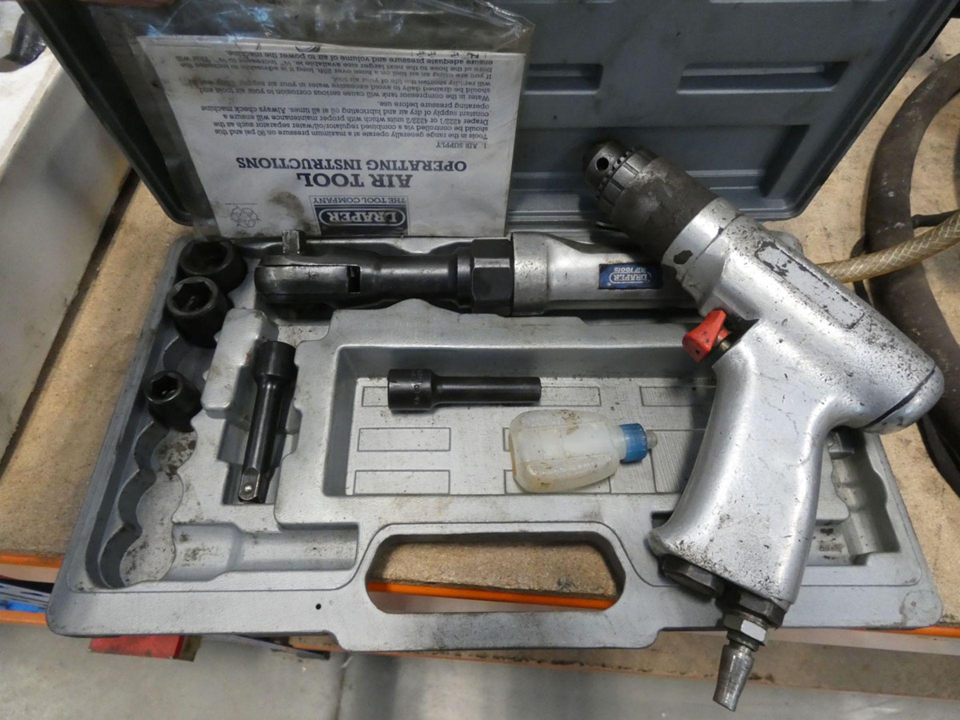 Kamasa 7 piece auto body repair kit - Image 2 of 3