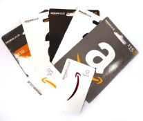 Amazon (x7) - Total face value £200