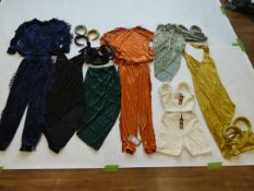 Selection of No Wallflower Project clothing to include tops, trousers, skirt, headbands, etc (