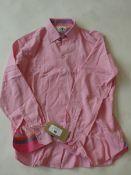 Koy men's kabisa pink shirt tabaha size XXL