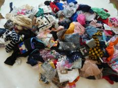 Half a stillage of children's clothing and accessories ages 3+ (approximately 315 items)